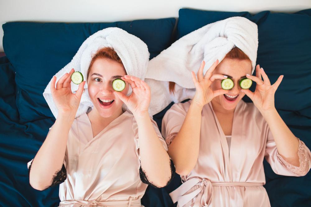 Schwestern Beauty Tag