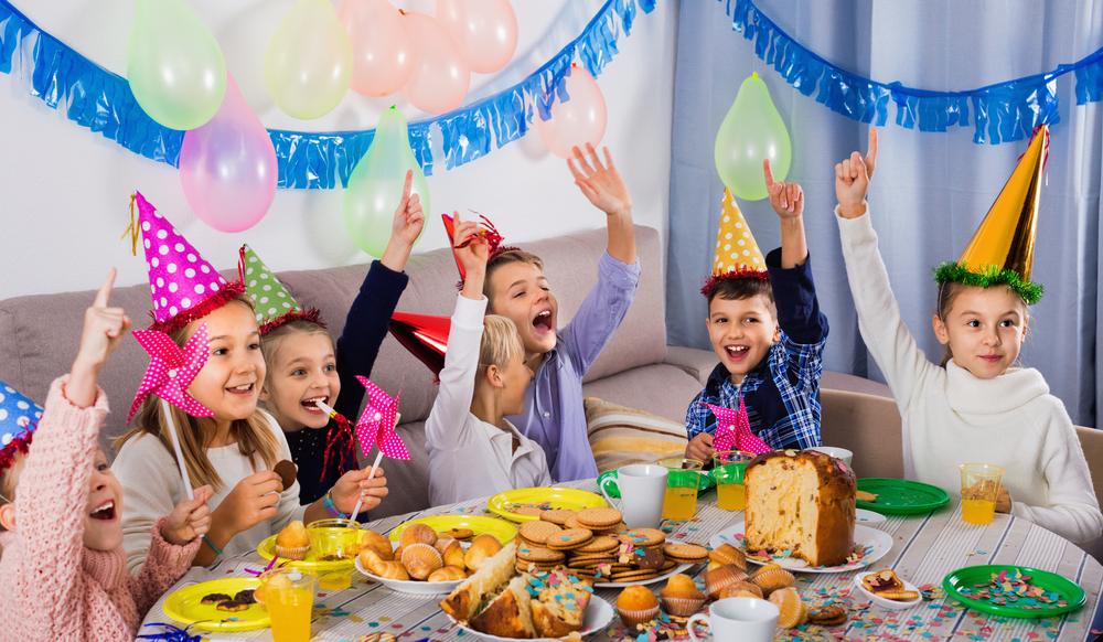 Kindergeburtstag Feiern Zwillinge