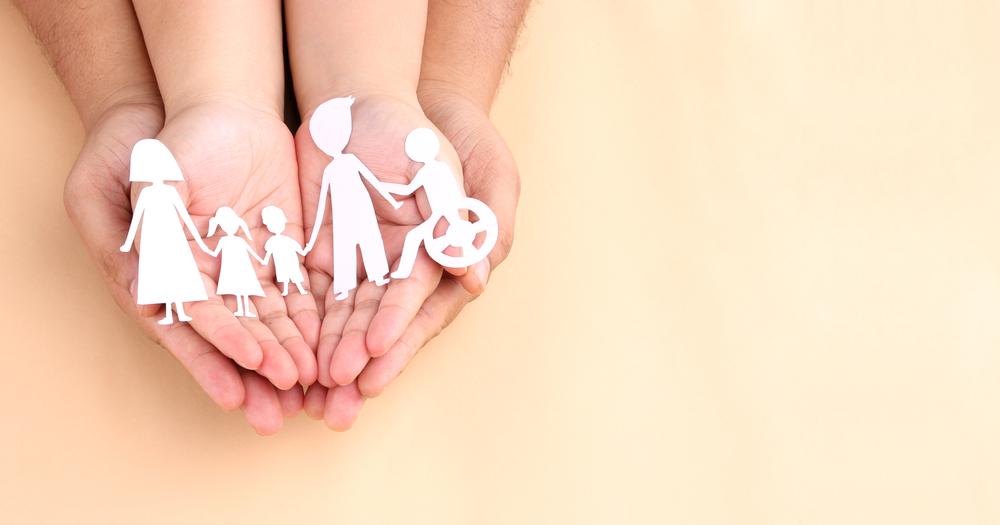 Umgang mit behinderten Familienmitgliedern