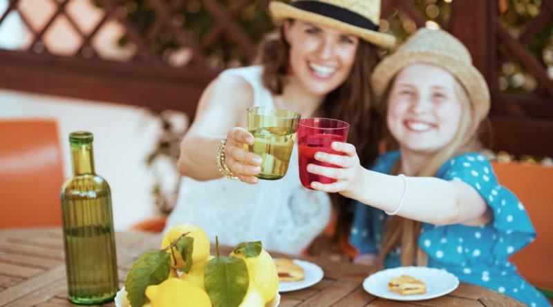 Heulimonade Getränk