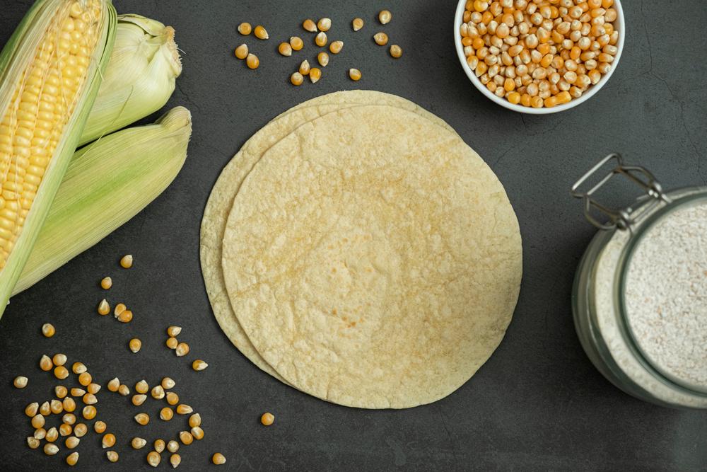 Tortillas Maismehl